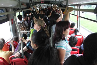 Colombia: Riding the Ever-Crowded TransMilenio | by eliduke