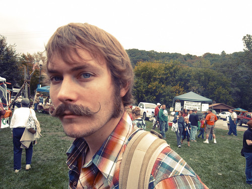 Sweet 'Stache, Bro | by Cody Clark