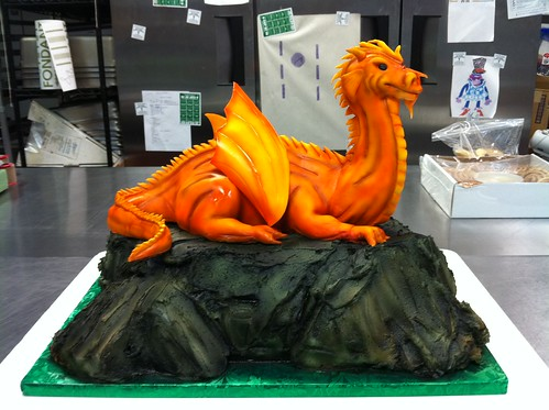 Dragon Cake | by Mary Griffis