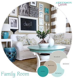 Family Room | by Atkinson Drive