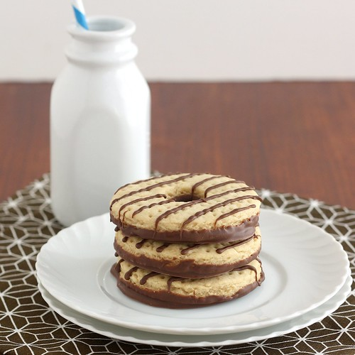 Fudge Stripe Cookies | by Tracey's Culinary Adventures