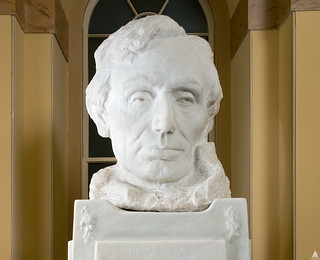 Bust of Abraham Lincoln | by USCapitol