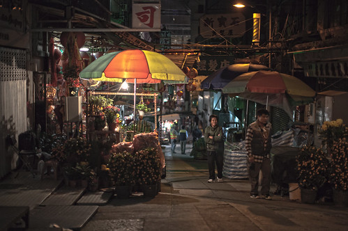 Wet Market at Night (HDR) | by pamhule