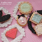 Brooch Cookies