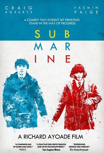 Submarine | Fan Made Poster | by Tom Trager