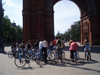 BornBike Gothic to Modernism Tour | by Oh-Barcelona.com
