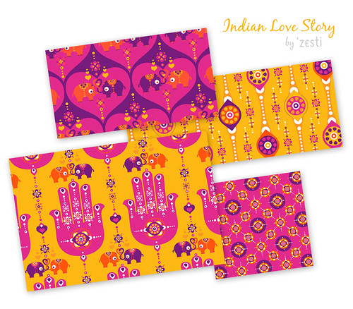 Indian Love story - Coordinates Contest entry | by zesti