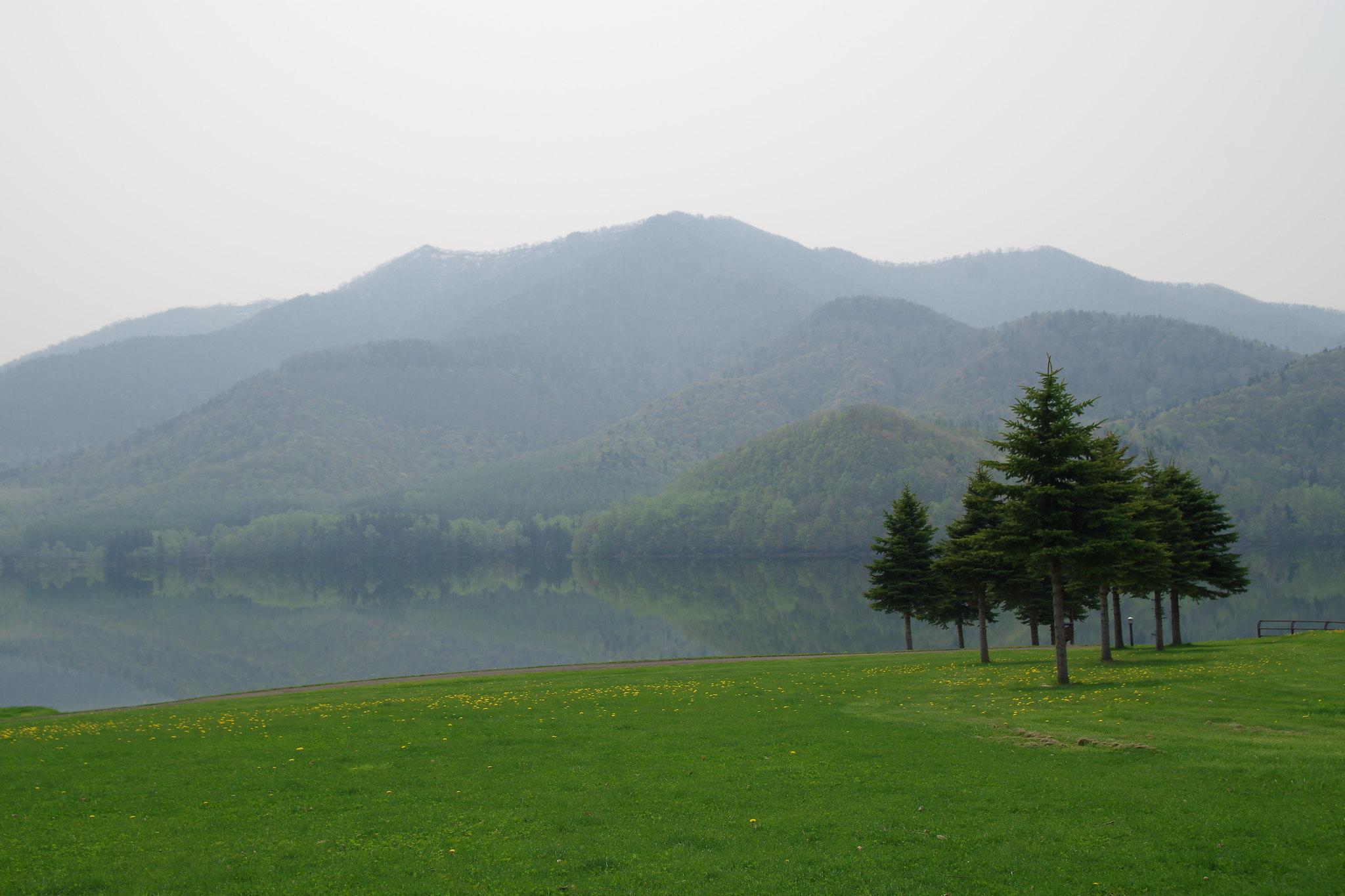 最熱的五月北海道之旅--圖多慎入