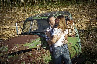 Kiss me by the Old Truck | by Fedsphotos