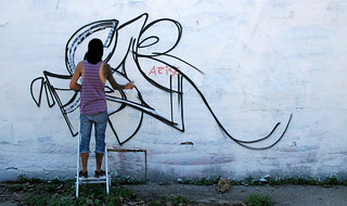Arise Painting | by Snake Oil Magazine