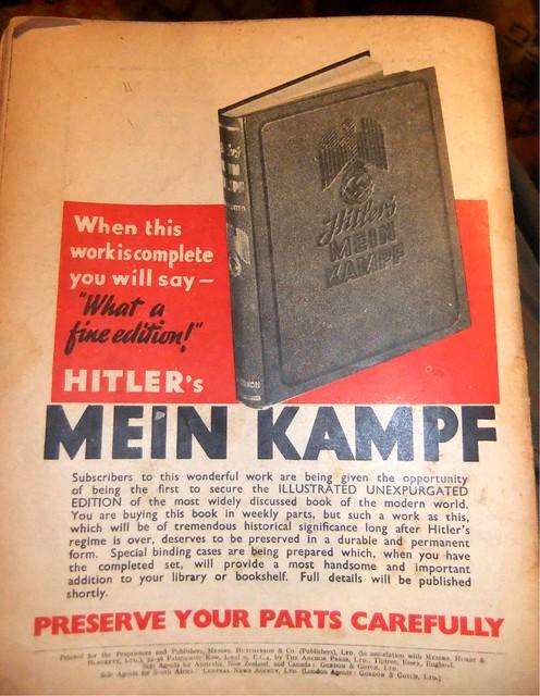 Mein Kampf - advert (t1.5)