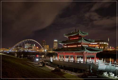 Des Moines Riverwalk - Chinese Gardens - [Explored 12/27/2011] | by w4nd3rl0st (InspiredinDesMoines)