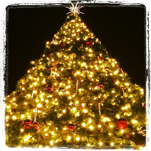 Christmas Tree at the Greene | by sondosia