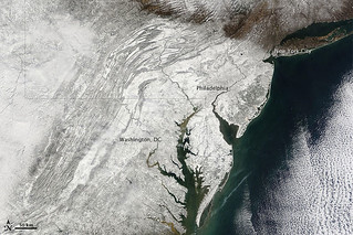 Deconstructing a Mystery: What Caused Snowmaggedon? | by NASA Goddard Space Flight Center
