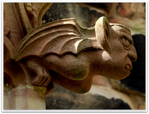 Gargoyle | by lovestruck.