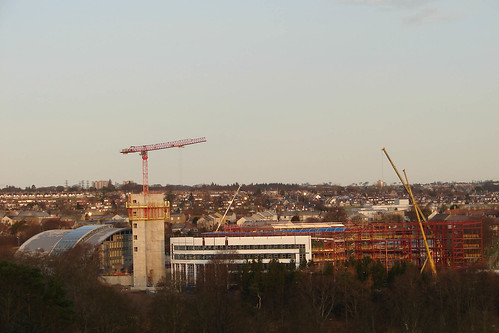 New Build Garthdee 14th Jan 2012 | by dcdoolan