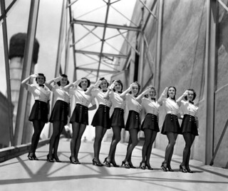 Chorus Girls | by The Cardboard America Archives