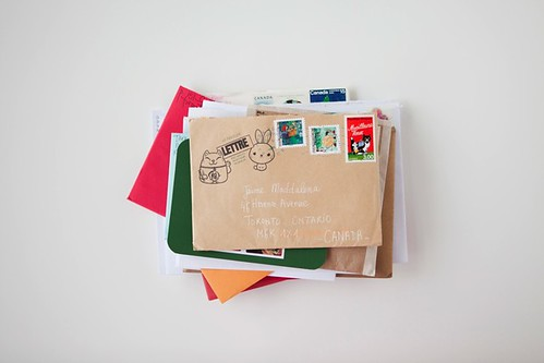 Incoming mail | by Send More Mail