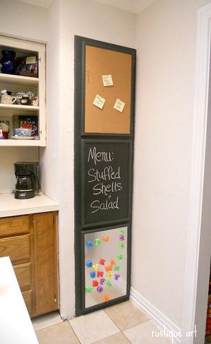 Kitchen Pantry Door Top Edge Snap Button