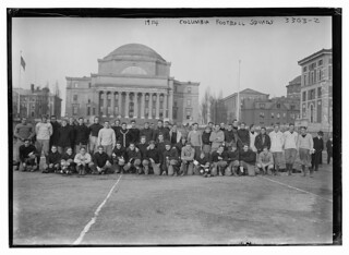 Columbia football squads, 1914  (LOC) | by The Library of Congress