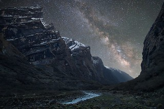 Milky Way above the Himalaya | by SpaceboardJournal