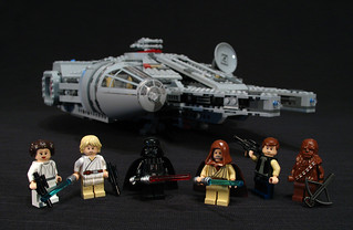 7965 Millennium Falcon Review | by fbtb