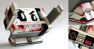 NES papercraft | by faseextra