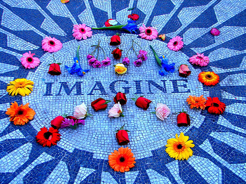 imagine peace | by EricAllenBell
