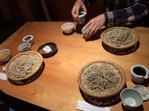 さわらび 蕎麦 半蔵門