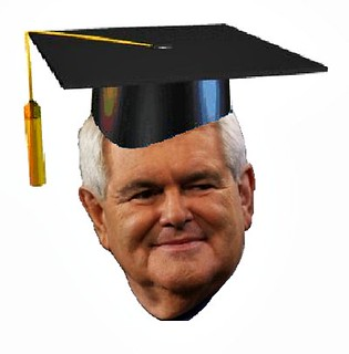 Newt Gingrich, Scholar | by Mike Licht, NotionsCapital.com