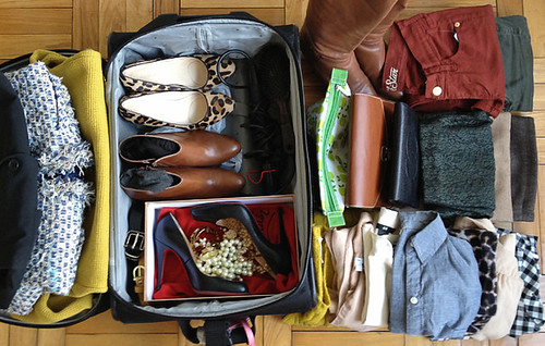 packing | by ExtraPetite.com