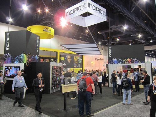 CES Jan 2012 Incipio 002 | by jrodeffect