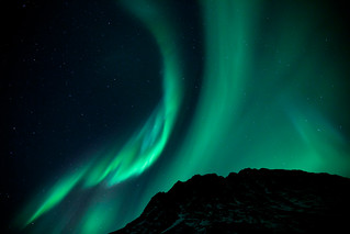 Aurora Borealis, 24.01.2012 | by Tor Even Mathisen