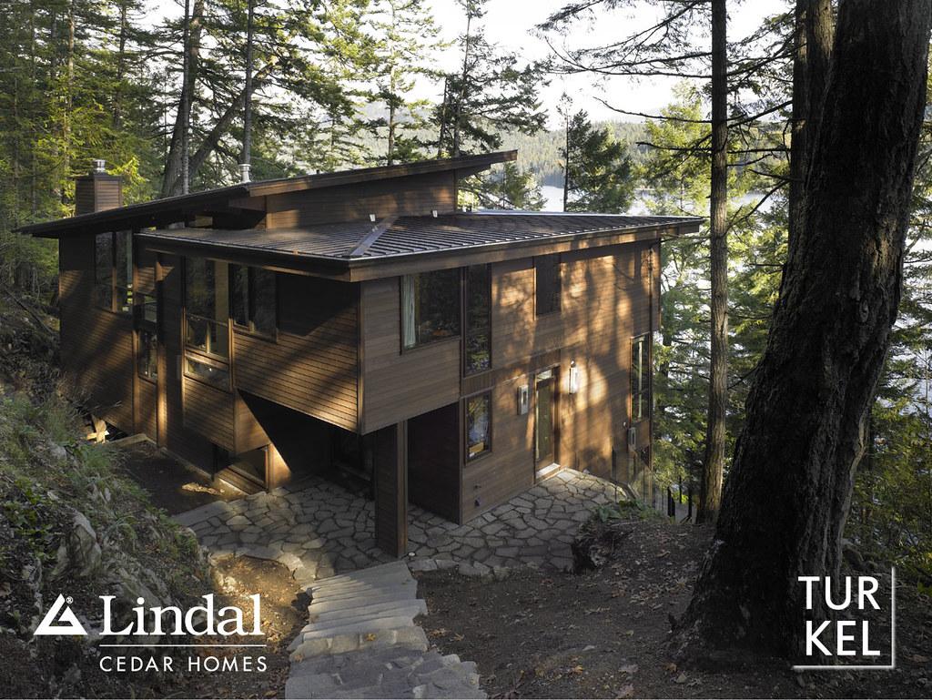 Turkel design lindal in bc flickr for Lindal homes floor plans