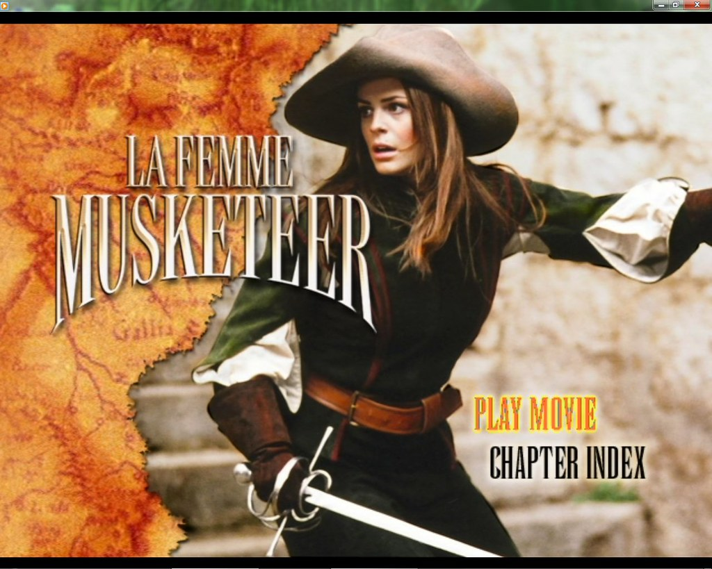 susie amy in la femme musketeer the lady musketeer 2004