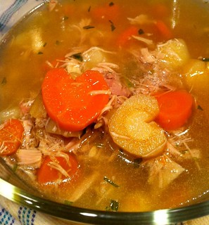 Chicken Soup with <3 | by homegrowndotorg