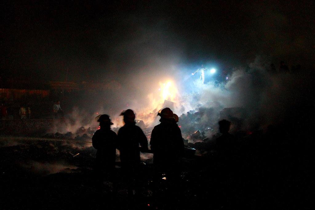 Fire service Bangladesh