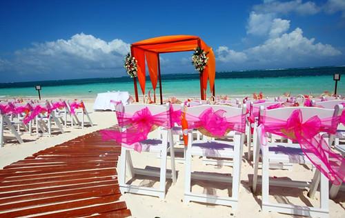 Azul Beach Hotel Cancun Mexico