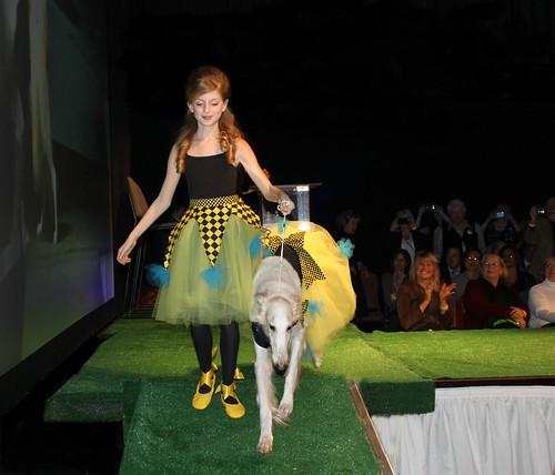 Ballerina Fashion Show