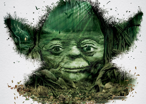 yoda_detail | by The Official Star Wars