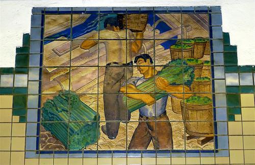 Tile Murals For Kitchen