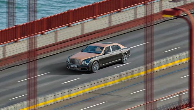 賓利展現氣勢恢巨集的百億圖元級巨幅汽車畫卷:雄偉壯麗的全景和複雜精緻的細節盡收其中_01