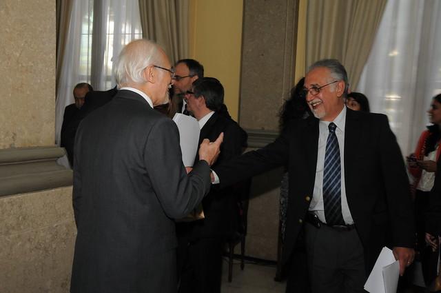 Encuentro 15 años del CFJ (Capacitación e independencia de la justicia)