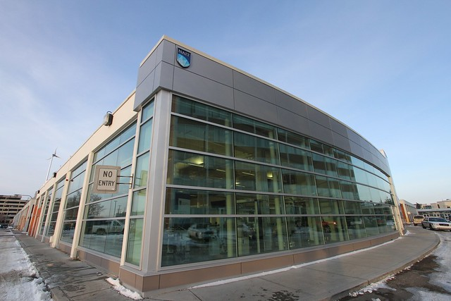 Home of the NAIT Alternative Energy Program in Edmonton, Alberta.