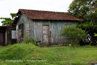 Old Shed | by R.Pandorf