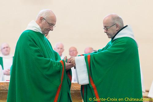 2016 - 19 juin - Passation Abbaye de Melleray
