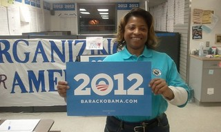 Sharon M. | by Obama For America - Oregon