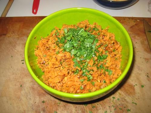 Walnut And Carrot Cake Easy Recipe