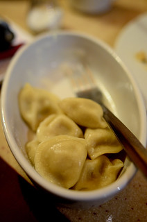 Pelmeni. R is for Russia - Eating London A to Z | by The Hungry Cyclist