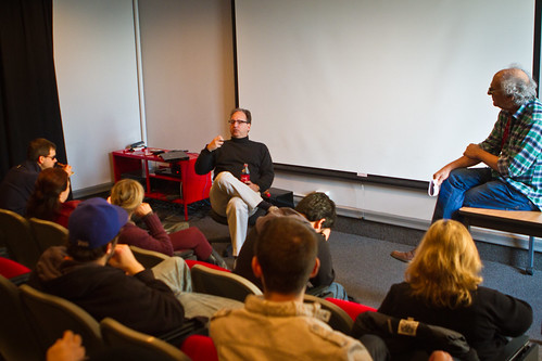 Writing for Fim & Television Two-Weekend Writing Intensive 2012 | by vancouverfilmschool